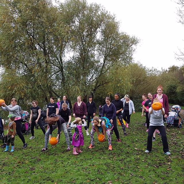 Halloween buggyfit - Abingdon