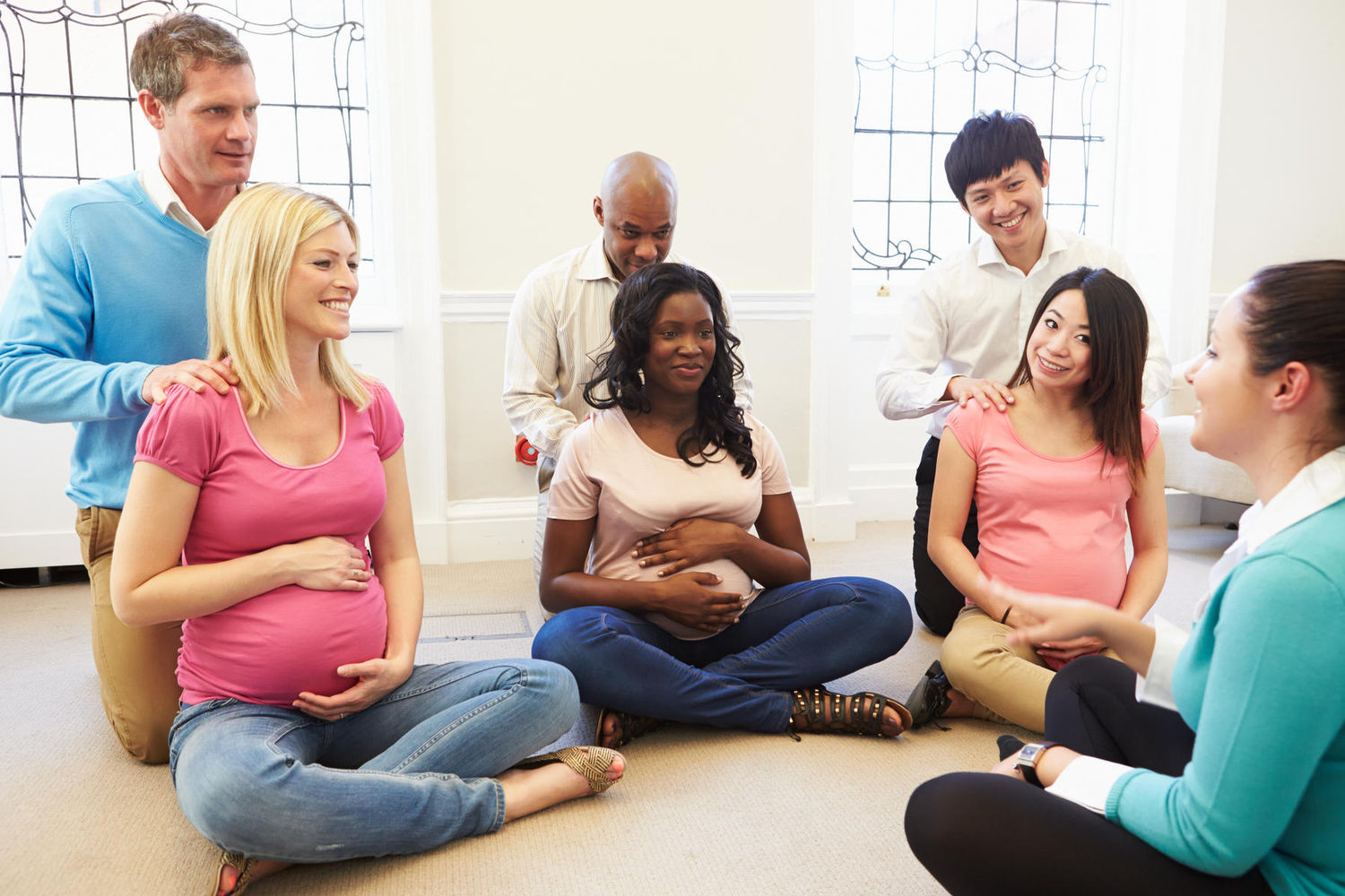 Hypnobirthing course, fit and healthy mums, abingdon, oxfordshire