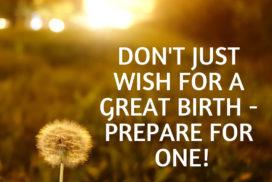 Birth Preparation