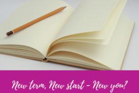 New Term, New Start?
