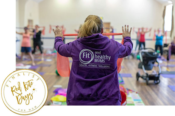 prenatal and postnatal exercise classes in oxfordshire