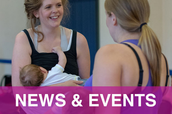 Events for mums