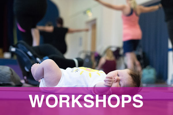 view photos of our prenatal and postnatal exercise classes in oxfordshire