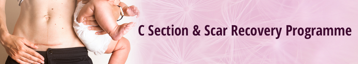 C Section And Scar Recovery Programme Fit And Healthy Mums